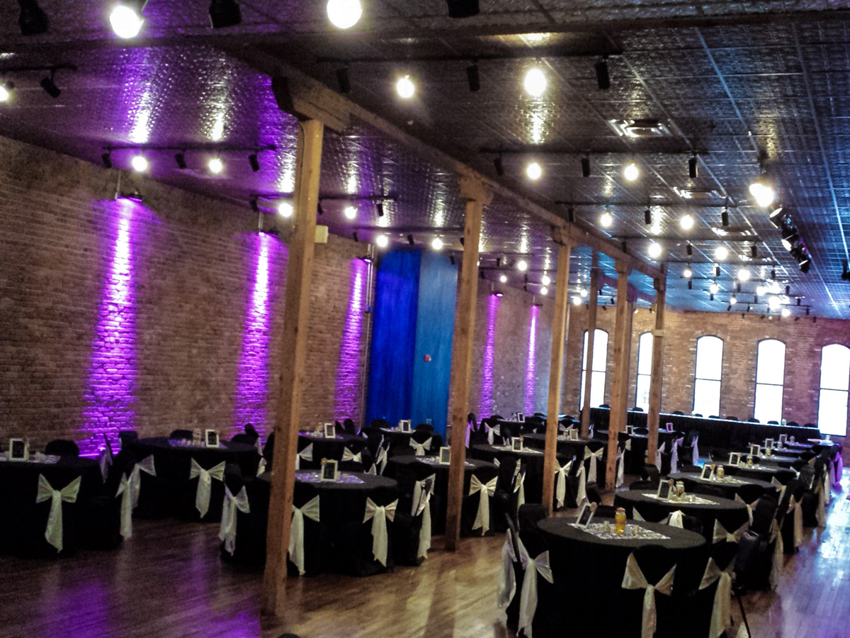 WATERHOUSE | Banquets – Weddings – Events – Peoria IL